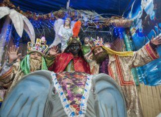 lugares para tomarse la foto con los Reyes Magos
