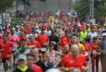 cierres por el maratón cdmx