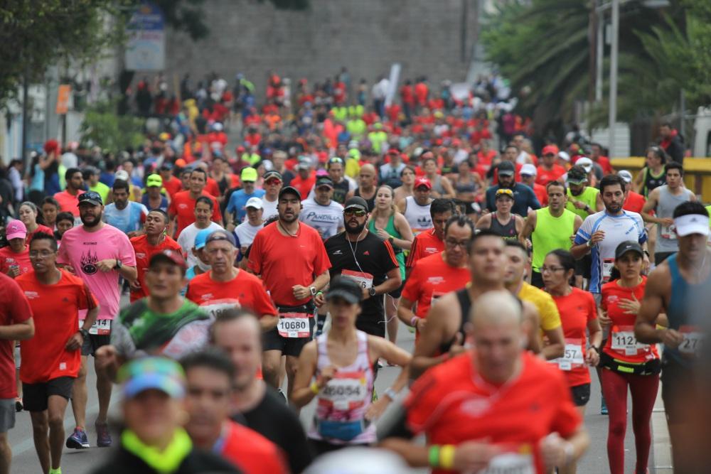 Un orgullo para la CDMX, designación de Maratón de Plata: Mancera