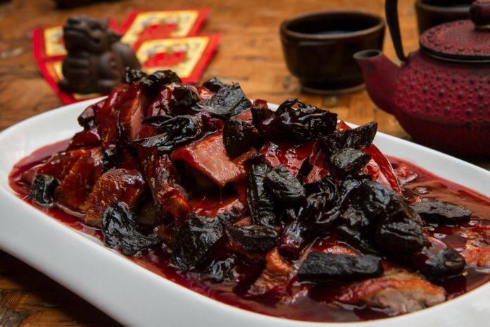 restaurantes para recibir el Año Nuevo Chino
