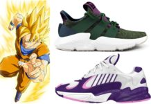 tenis de dragon ball
