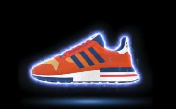 ¡Toma todo mi dinero! Adidas podría estar diseñando zapatos de Dragon Ball. Échale un ojo al diseño de los tenis de Goku y Vegeta.