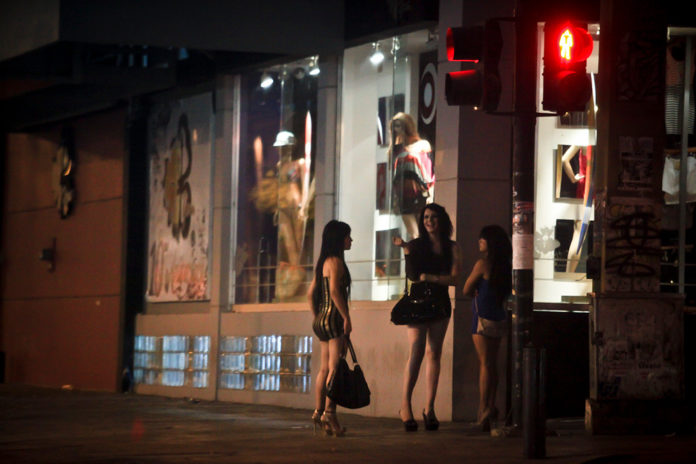 Sexoservidoras de la Cuauhtémoc