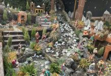 nacimiento gigante de Iztacalco
