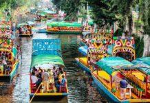 Xochimilco Boats Party
