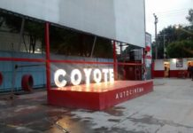 cartelera del autocinema coyote de marzo