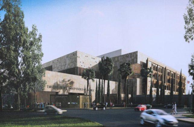 Embajada de EU en la CDMX