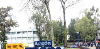 seguridad en la Fes Aragón