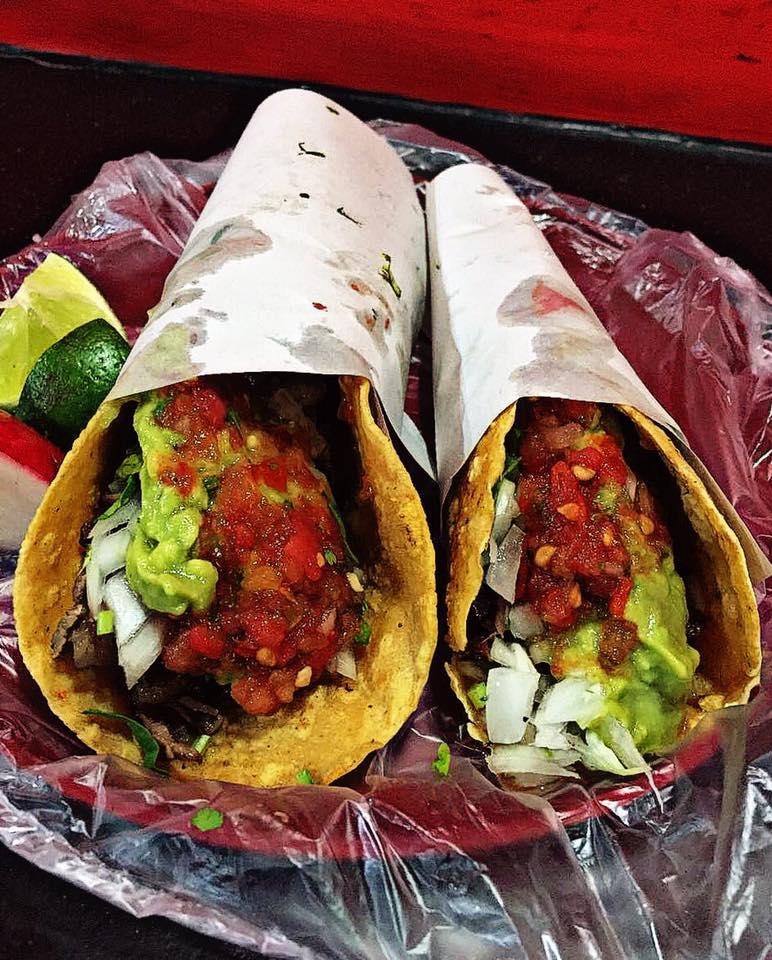 TJ Baja Tacos