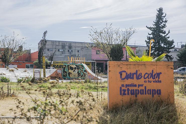 Aldea Digital en Iztapalapa