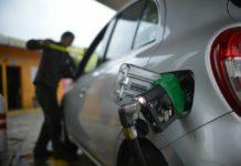 precio de la gasolina en enero de 2018