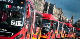 metrobús en periférico