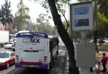 fotomultas en la CDMX