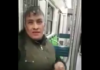 robo en el metro