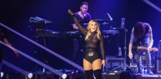 Demi Lovato es hospitalizada por sobredosis