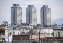 edificio Veracruz de Tlatelolco