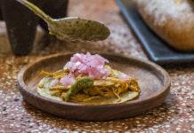 Cochinita pibil en CDMX