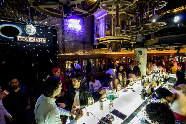La Cotidiana, bar en el Centro Histórico