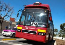 rutas de la línea 7 del metrobús