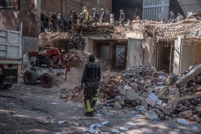 seguro contra sismos