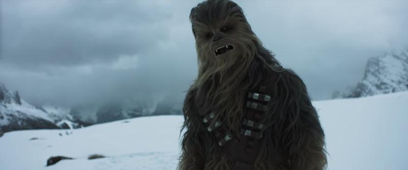 tráiler de Han Solo: Una historia de Satar Wars