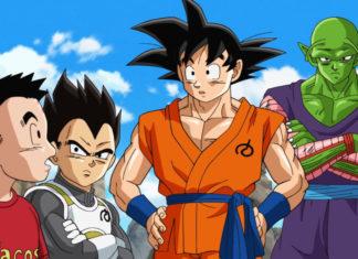 Álbum de Dragon Ball Super