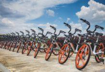 bicicletas en la cdmx
