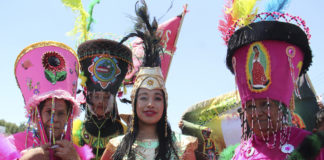 carnavales en iztapalapa