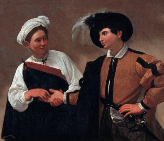 Caravaggio en el Munal