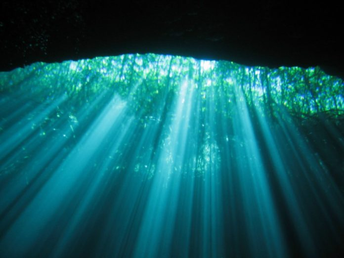 Cenotes vírgenes de Tulum