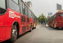 Debido a un evento deportivo en Reforma este domingo 18 de febrero cerrarán estaciones del Metrobús pertenecientes a las líneas 3 y 4.