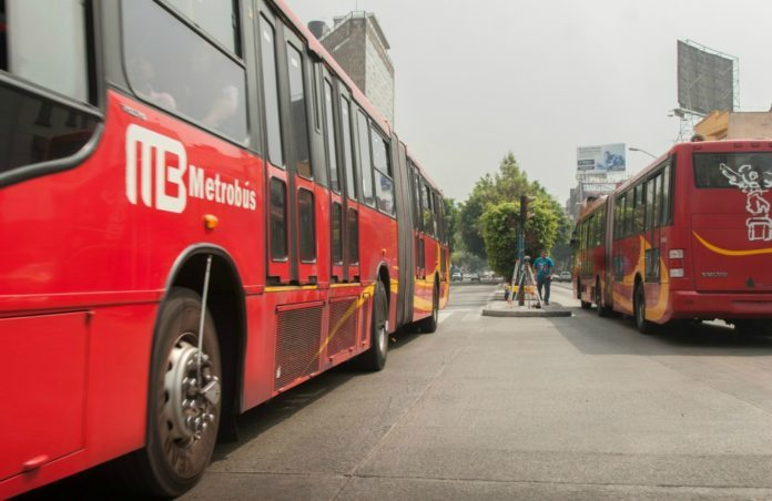 Línea 7 del Metrobús