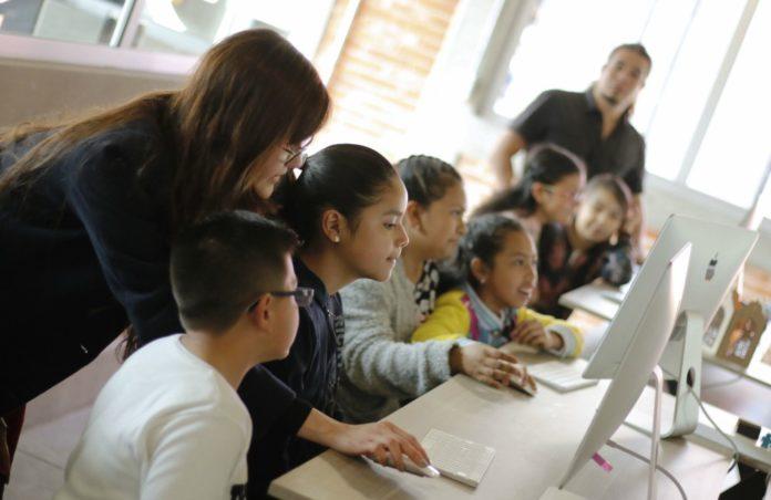 Sumérgete en el mundo digital en la Fábrica Digital de Tacubaya.