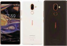 imágenes del Nokia 7 plus
