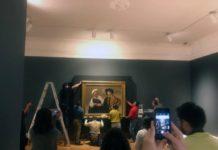 inauguración de Caravaggio