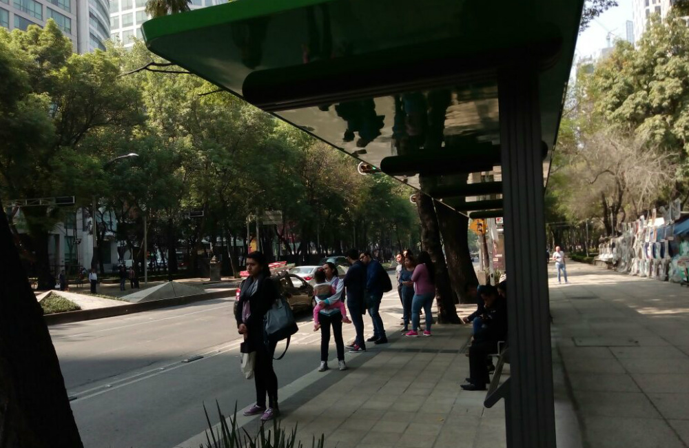 la Línea 7 del Metrobús
