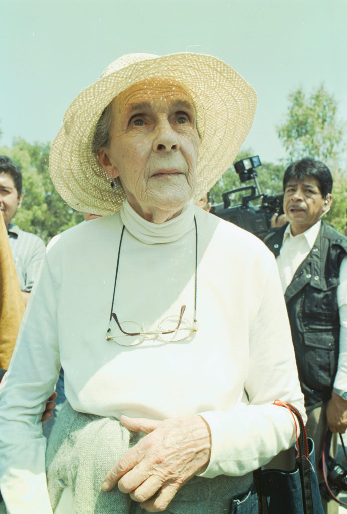 Leonora Carrington en el MAM
