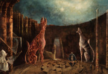 Leonora Carrington en el MAM