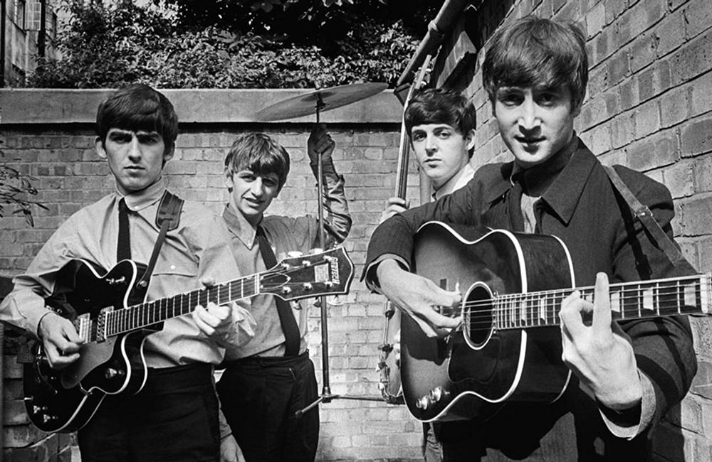 Los Beatles en el Lunario
