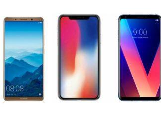 ¡Es momento de descubrir cuál es el mejor celular de 2017! Entre los nominados se encuentran dos teléfonos de Samsung y el iPhone X.