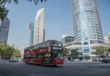 metrobús en reforma