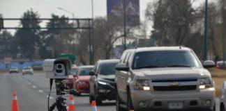 Para hacerle frente a la próxima temporada de ozono multarán a vehículos contaminantes que quieran ingresar al Valle de México.