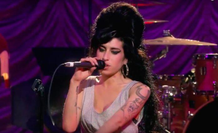 nueva canción de Amy Winehouse