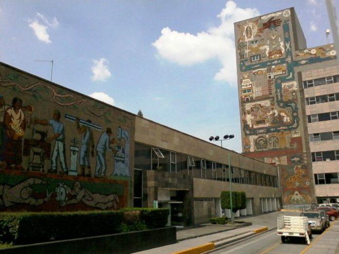 murales de la SCT