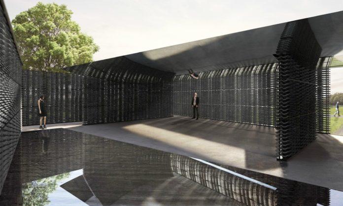La arquitecta Frida Escobedo fue elegida para diseñar el Serpentine Pavilion 2018,una estructura única que se exhibirá en la Galería Serpentine en Londres.