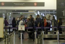 peruana desaparecida en el aeropuerto