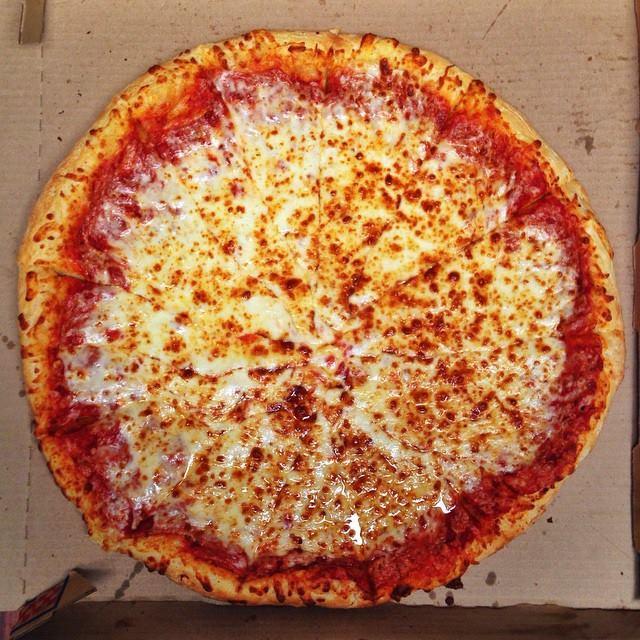 Pizza del Costco