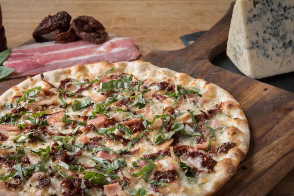 Pizza umami de Ummo