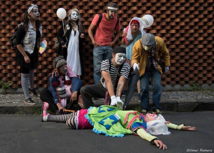 primer festival de clown en la UNAM