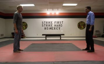 Presentan teaser de la nueva serie de Karate Kid.